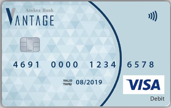 Amana Bank Plc Credit Card