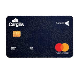 Cargills Bank Ltd Credit Card