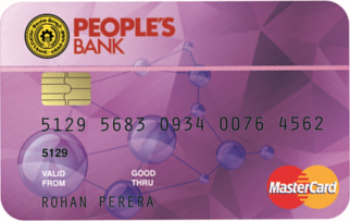 People's Bank Credit Card