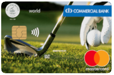 Commercial Bank of Ceylon Plc Credit Card
