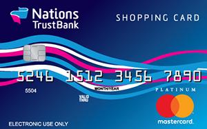 Nations Trust Bank Plc Credit Card