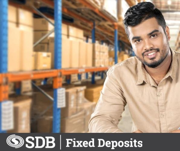 Sanasa Development Bank Plc SDB Regular Fixed Deposit Fixed Deposit