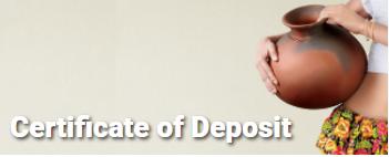 Sampath Bank Plc Certificate of Deposit Fixed Deposit