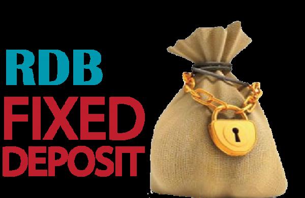 Regional Development Bank RDB Fixed Deposits Fixed Deposit