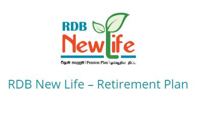 Regional Development Bank RDB New Life – Retirement Plan Fixed Deposit