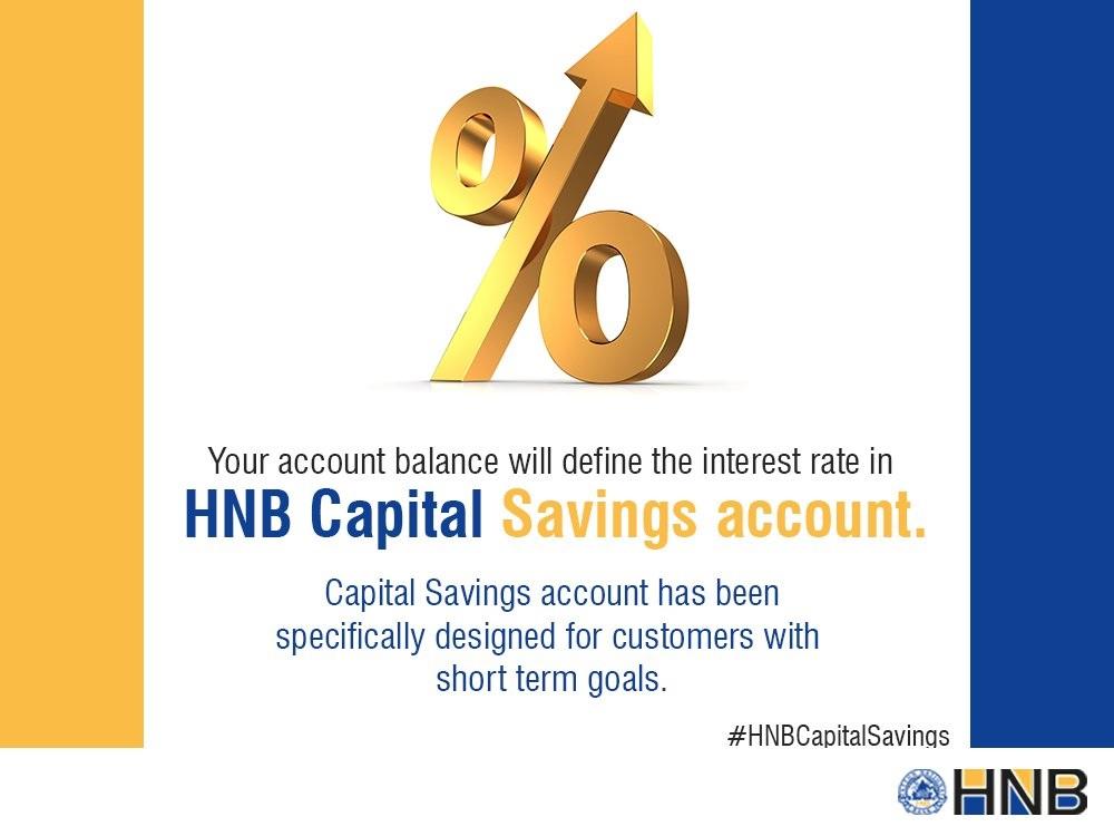 Hatton National Bank Plc Capital Savings Fixed Deposit
