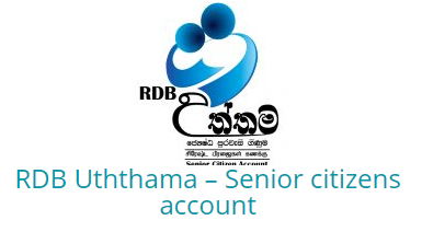Regional Development Bank RDB Uththama Fixed Deposit