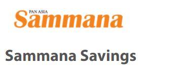 Pan Asia Banking Corporation Plc Sammana Savings Fixed Deposit