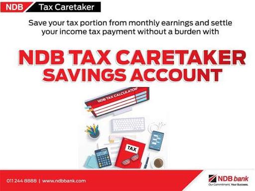 National Development Bank Plc NDB Tax Caretaker Fixed Deposit