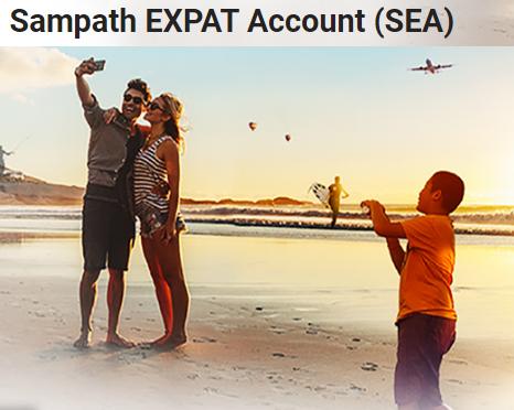 Sampath Bank Plc Sampath EXPAT Account (SEA) Fixed Deposit