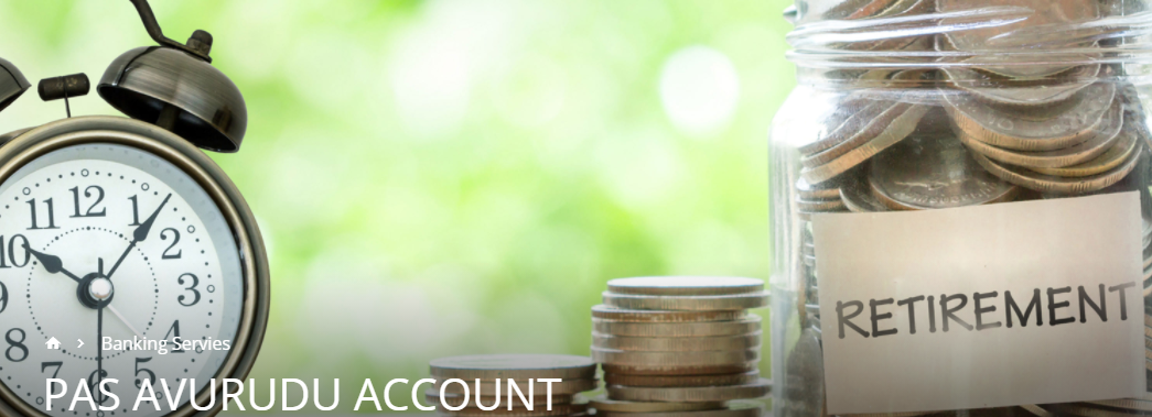 National Savings Bank PAS AVURUDU ACCOUNT Fixed Deposit
