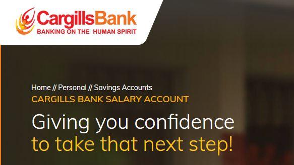 Cargills Bank Ltd Cargills Bank Salary Account Fixed Deposit