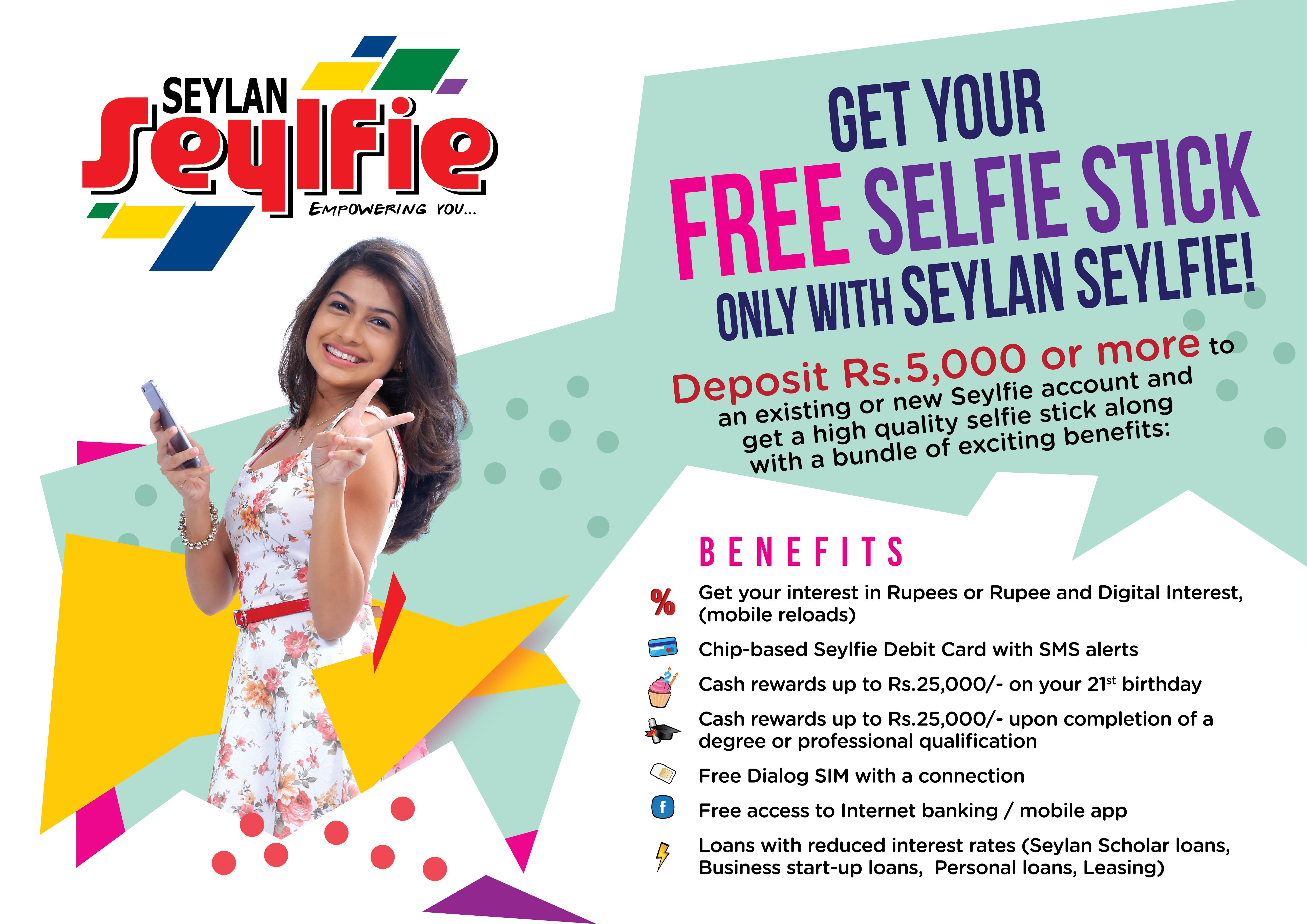 Seylan Bank Plc Seylan Seylfie Youth Current Account Fixed Deposit