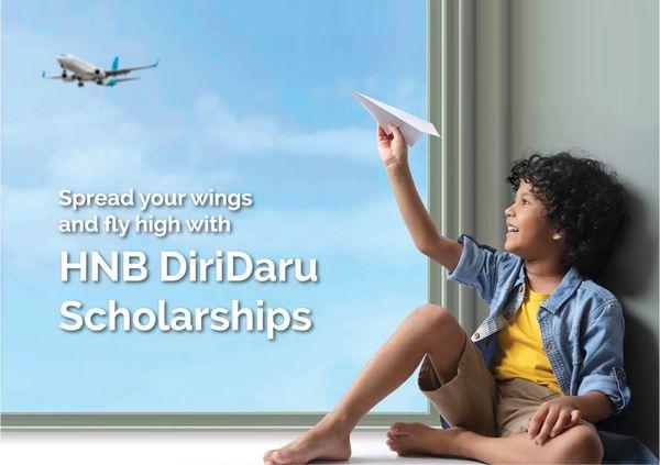Hatton National Bank Plc Diri Daru - Scholarship Scheme Fixed Deposit