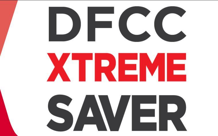 DFCC Bank Plc Xtreme Saver Account Fixed Deposit